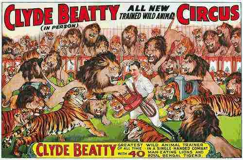 Clyde Beatty Circus