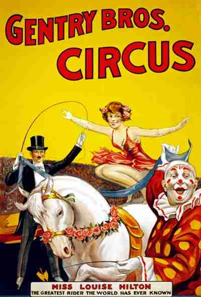 Gentry Bros. Circus